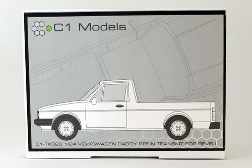 VW Caddy Mk1 1/24 TK for Revell